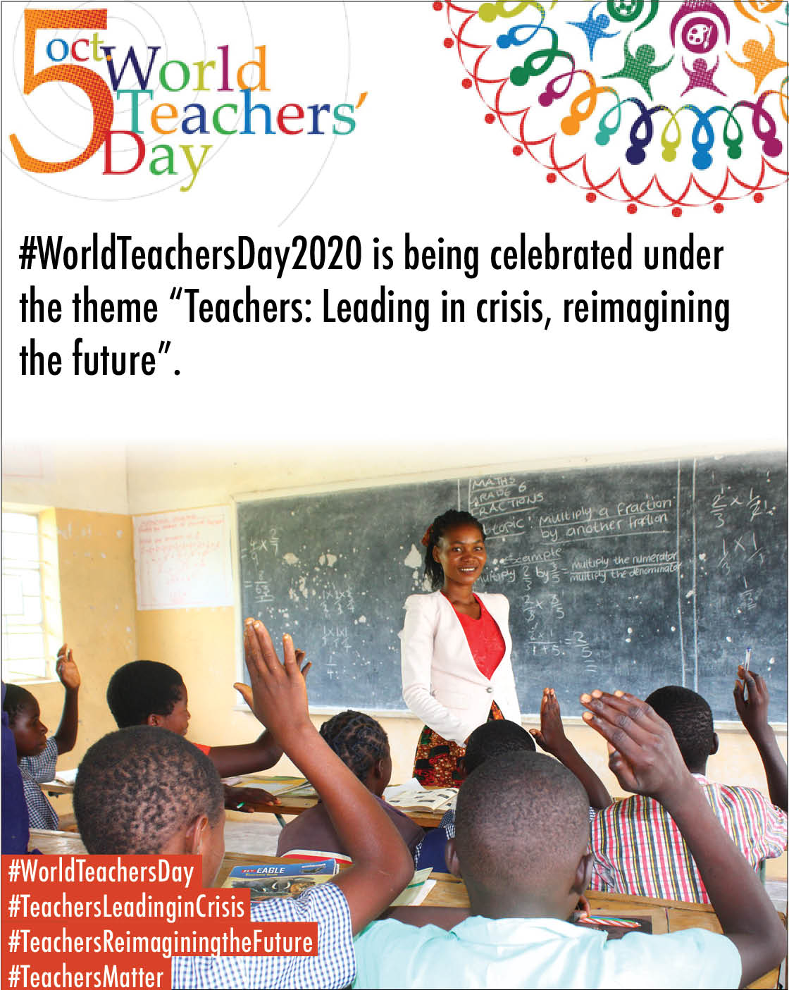 World Teachers Day 8